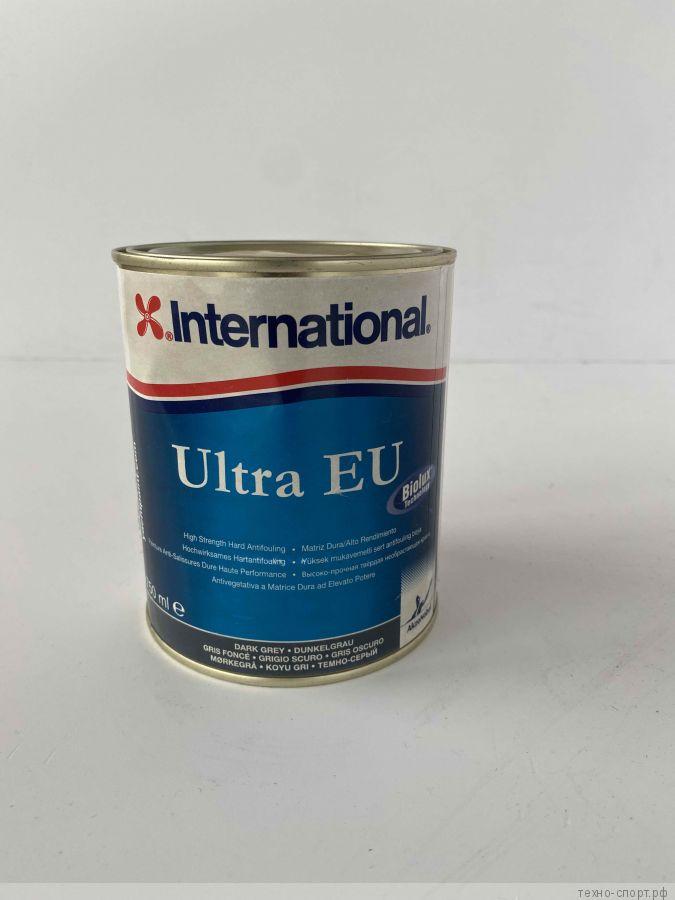 Покрытие необрастающее ULTRA EU Темно-серый 0.75L YBB706/750ML