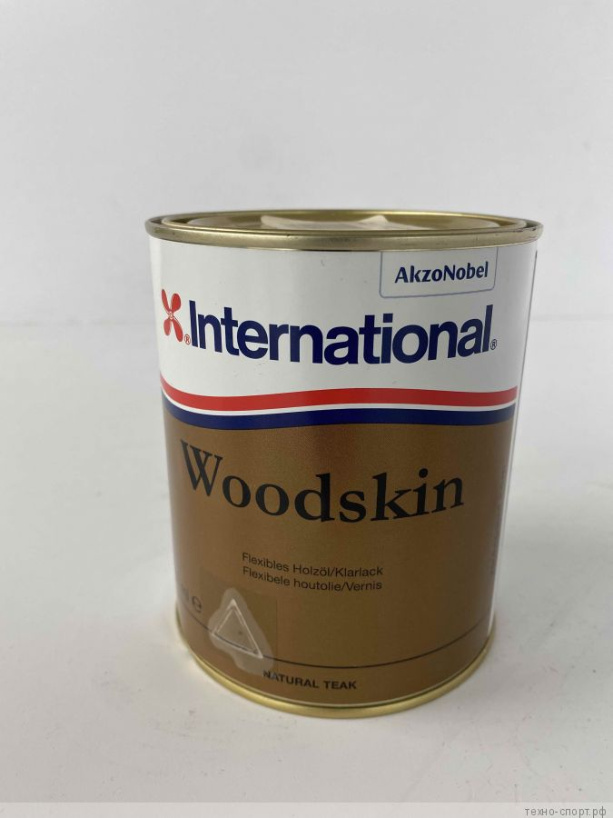 Пропитка для дерева WoodSkin Natural Teak, 750мл