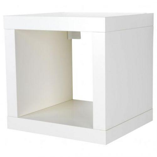 KALLAX КАЛЛАКС, Стеллаж, белый, 42x42 см - 803.290.17