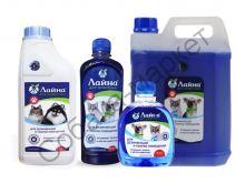 Дезинфектант средство для уборки помещений и устранения неприятных запахов Лайна концентрат Россия