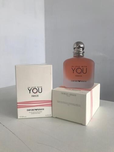Giorgio Armani Emporio In Love With You Freeze 100 мл A-Plus