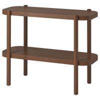 LISTERBY ЛИСТЕРБИ, Консольный стол, коричневый, 92x38x71 см - 904.090.37