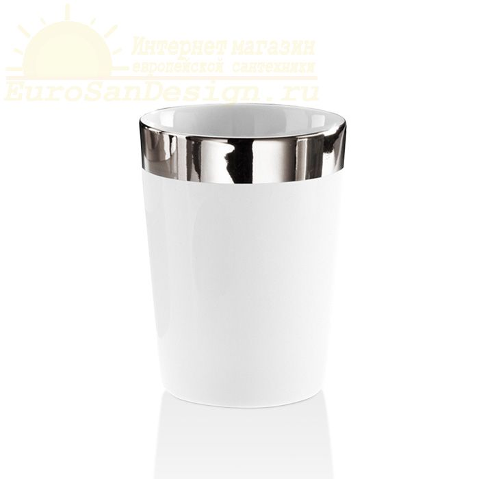 Стакан для зубных щёток Decor Walther BE 08462 ФОТО