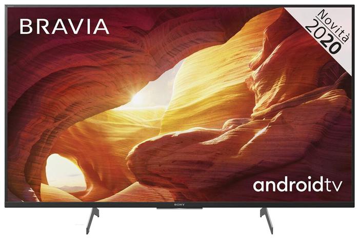 """Телевизор Sony KD-49XH8596 48.5"""" (2020)"""