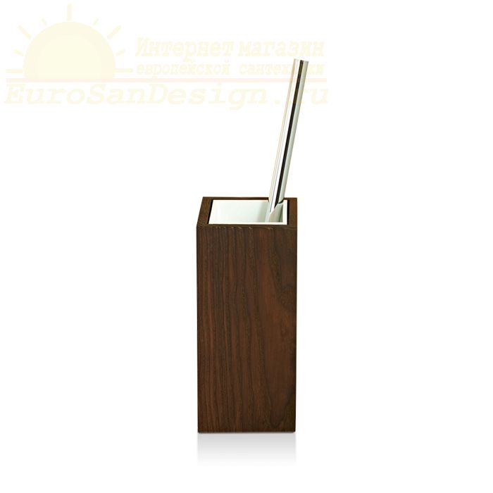 Ёршик для унитаза Decor Walther Wood 09255 ФОТО