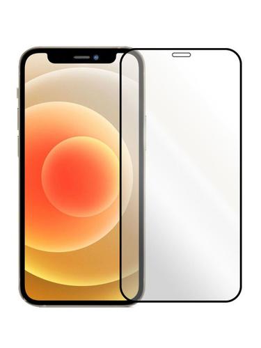 Защитное стекло на iPhone 12/12Pro  с рамкой