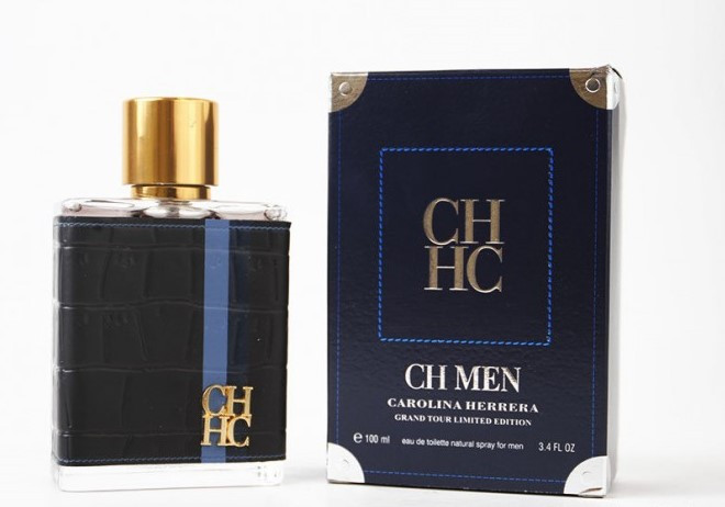 Туалетная вода Carolina Herrera CH Men Grand Tour Limited edition 100ml