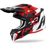 Airoh Strycker XXX Red Gloss шлем для мотокросса и эндуро