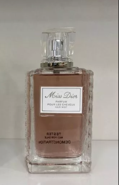 Тестер Miss Dior Pour Les Cheveux EDP 100 мл