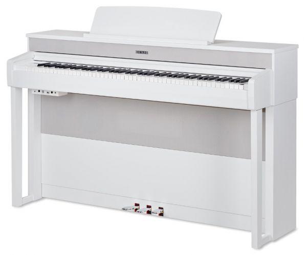 Цифровое пианино Becker BAP-62 W