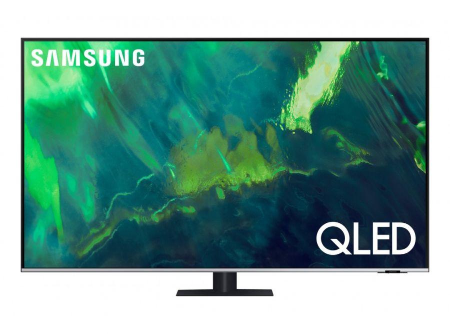 Телевизор Samsung QE85Q77AAUX