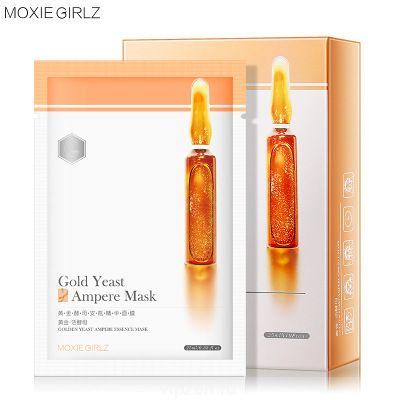 Мусс для девочек золотые дрожжи ампула сыворотка маска 10 шт в коробке уход за кожей ампула увлажняющий завод прямой