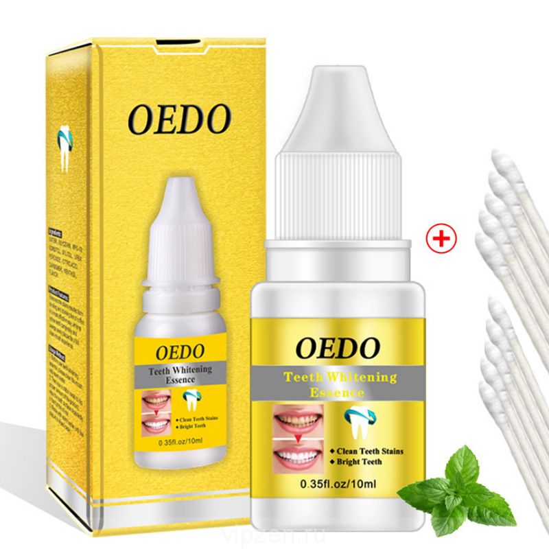 OEDO Cleanser teeth Care fluid 10 мл Remove stains from your mouth