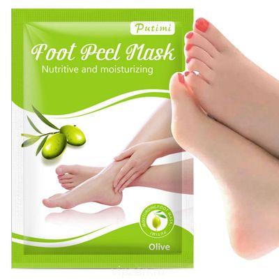 putimi отшелушивает нежные ноги маска для ног увлажняющий массаж уход за кожей ног шелковистый омоложение увлажнение