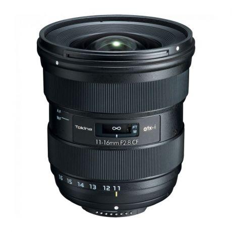 Объектив Tokina atx-i 11-16mm F2.8 CF Nikon F