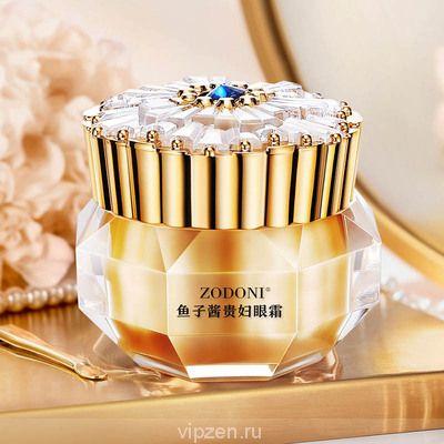 Zodani икра укрепляющий крем для век для женщин сыворотка жизненный тонус золото коррекция роскошный ремонт осветление темных кругов