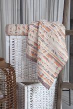 Полотенце махровое MARIPOSA (абрикосовое) 50*90 Арт.3198-2