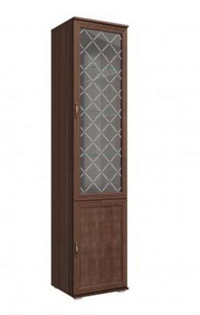 Шкаф - витрина с дверью 24.02 Моника
