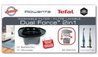 Моющийся фильтр пылесоса TEFAL серии DUAL FORCE 2 IN 1 моделей TY67...... Артикул ZR005203.