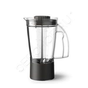 Чаша блендера кухонного комбайна MOULINEX серии WIZZO моделей QA30..., QA31.... Артикул MS-651060