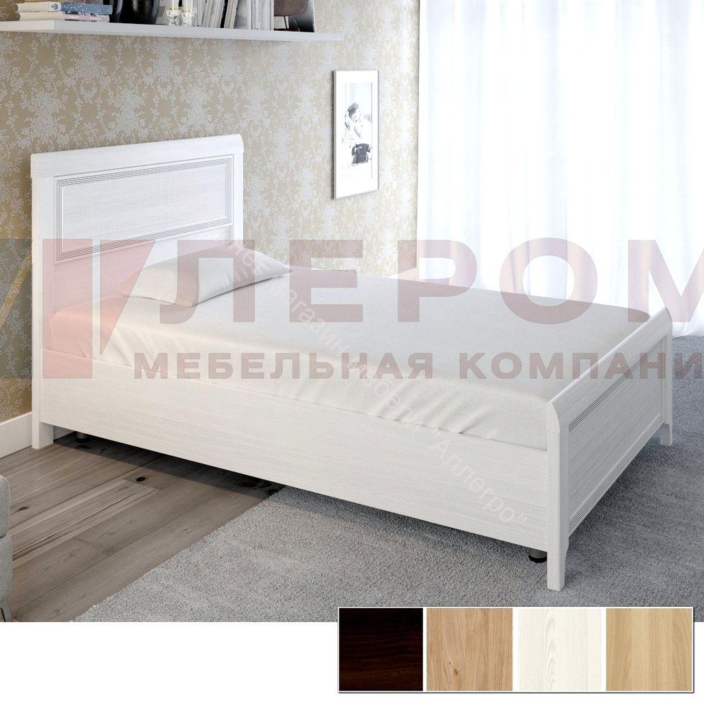 Кровать КР-2022 (1,4*2,0) Карина с жестким изголовьем