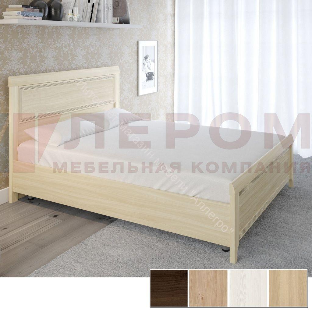 Кровать КР-2024 (1,8*2,0) Карина с жестким изголовьем
