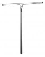 Руль HIPE H01 oversize chrome 34,9 мм