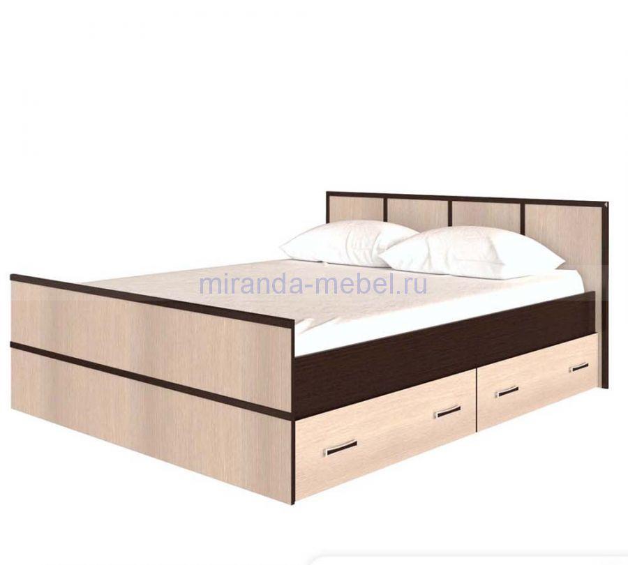 """Кровать с ящиками """"Весна"""""""