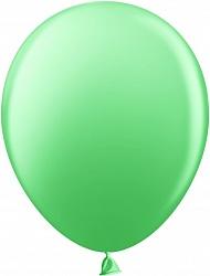 Шар (5''/13 см) Зеленый, пастель, 100 шт.