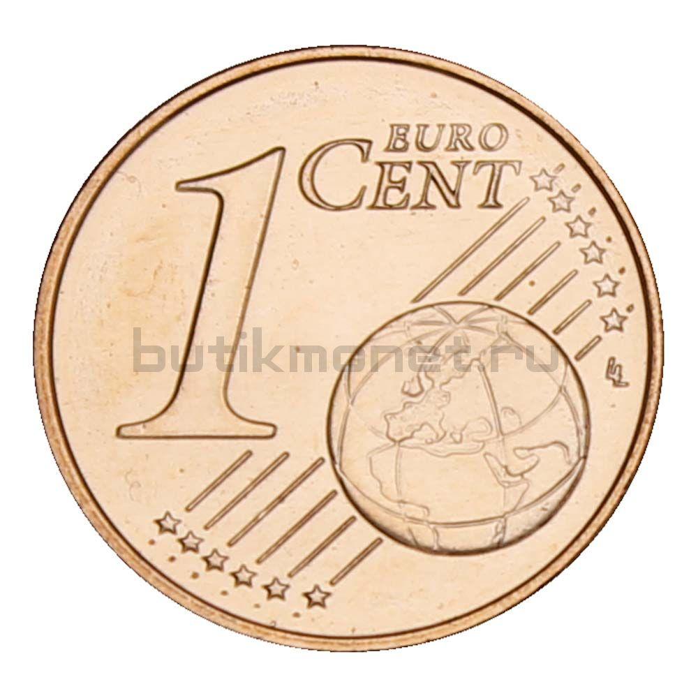 1 евроцент 2013 А Германия