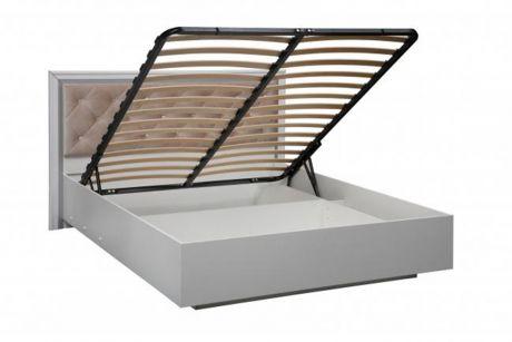 Кровать 38.02 - 01 (1400) Беатрис с подъемным мех.