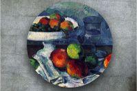 Наклейка на стол - Ваза с фруктами | фотопечать на стол в магазине Интерьерные наклейки