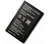 Аккумулятор BQS-5065 CHOICE Оригинал