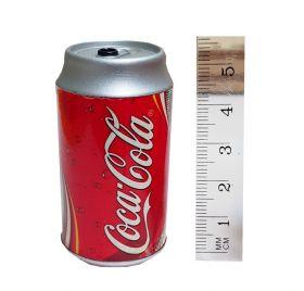 Минирадио в виде маленькой баночки кока-кола. ВИНТАЖ
