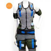 Электродный костюм для EMS тренировок для аппарата ЭСМА Фитнес www.sklad78.ru