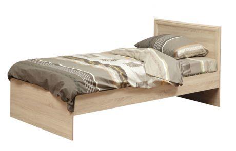 Кровать односпальная 21.55 Фриз с настилом (900)