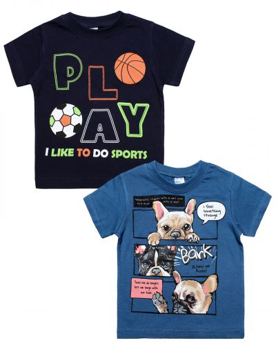 "Футболка для мальчика 1-4 года Dias kids ""Play"""