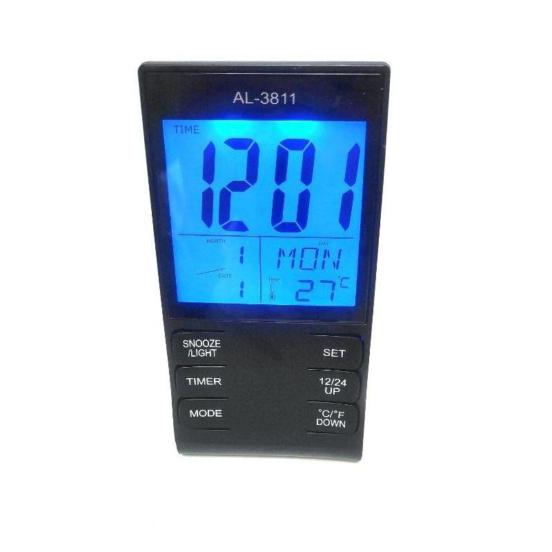 Многофункциональные настольные часы AL-3811