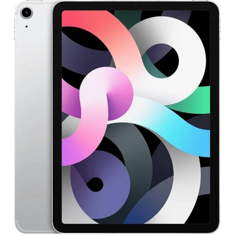 Планшет Apple iPad Air (2020) 64Gb Wi-Fi + Cellular Silver (MYGX2)