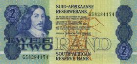 ЮАР - 1 ранда 1978-1980. UNC. ПРЕСС. Мультилот