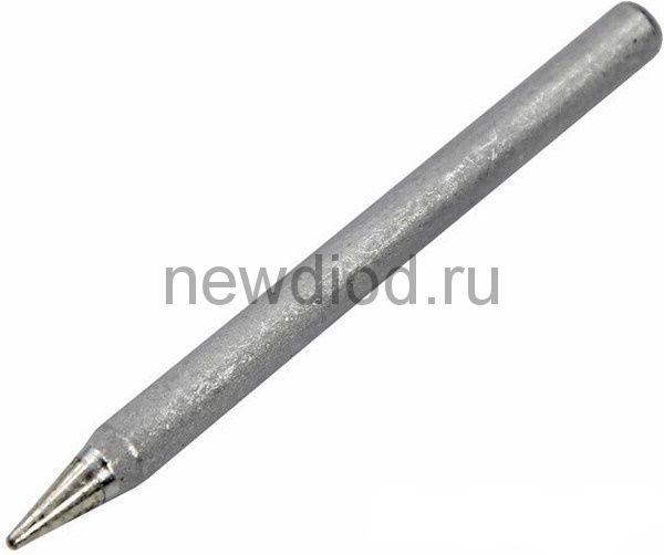 Жало REXANT для паяльника 60 Вт, Ø 5.8 мм, тип конус