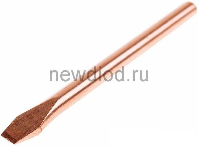 Жало REXANT для паяльника ЭПСН, Ø 4.8 мм, тип плоский