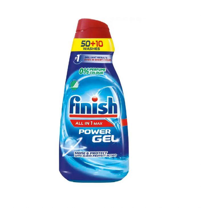 FINISH гель All in 1 Eco gel для ПММ 900 мл