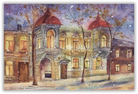 Дом Н.Ф. Иванцова