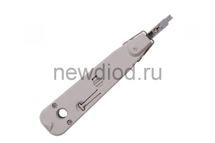 Инструмент для заделки и обрезки витой пары REXANT HT-3141, 110