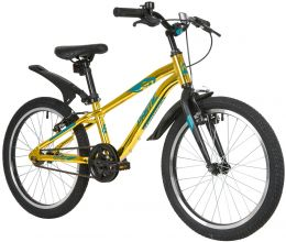 Велосипед Novatack Prime 20 Gold