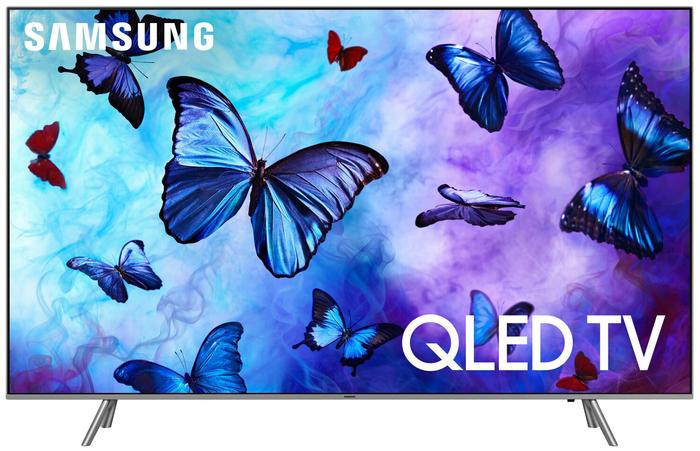 """Телевизор QLED Samsung QE65Q6FNA 64.5"""""""