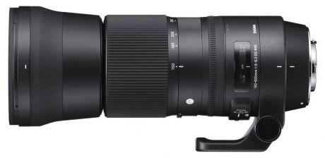 Объектив Sigma AF 150-600mm f/5.0-6.3 DG OS HSM Contemporary Nikon F