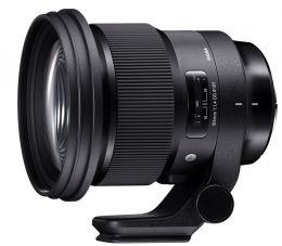 Объектив Sigma 105mm f/1.4 DG HSM Art Nikon F