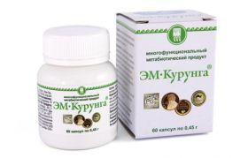 ЭМ-Курунга, продукт метаболический, 60 капсул